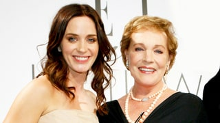 What Julie Andrews Thinks About Emily Blunt Playing Mary Poppins