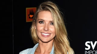 Audrina Patridge Debuts Post-Baby Body, New Hair Color