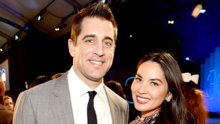 Olivia Munn Reacts Perfectly to Boyfriend Aaron Rodgers' Hail Mary Pass: Miracle in Motown