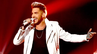 Adam Lambert Returns to 'American Idol' Stage for Incredible Performance of 'Welcome to the Show'
