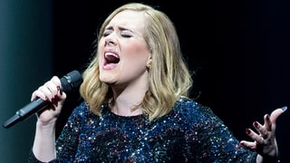 Adele Completely Fangirls Over Spice Girls, Sings 'Spice Up Your Life' at Concert