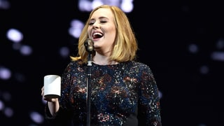 Adele: I Grew a Beard While I Was Pregnant, Named It Larry