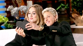 Adele Recorded an Epic Voicemail for Ellen DeGeneres' Phone: Listen