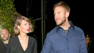 Taylor Swift, Boyfriend Calvin Harris Hold Hands on Glamorous Date Night: Photos