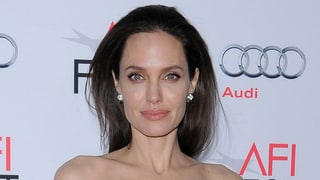Angelina Jolie Reveals She