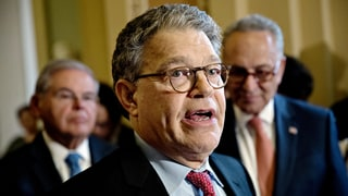 Al Franken Agrees to Ethics Investigation After Groping Accusation