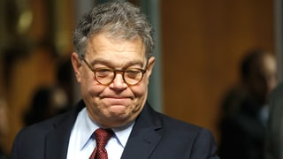 Watch Al Franken Announce Resignation After Misconduct Allegations