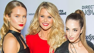 Christie Brinkley, 63, Hits the Red Carpet (in a Catsuit!) With Daughters Alexa Ray and Sailor