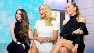 Christie Brinkley, Daughters Alexa Ray Joel and Sailor Brinkley Cook Dish on 'Sports Illustrated' Swimsuit Issue: Who Was Freaked Out?