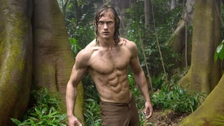 Alexander Skarsgard Bares His Abs in 'Legend of Tarzan': See the New Shirtless Pictures