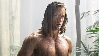 Alexander Skarsgard Is Insanely Ripped as Tarzan in the First Look at The Legend of Tarzan