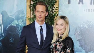 Margot Robbie and Alexander Skarsgard Heat Up the Red Carpet in Unexpected Styles