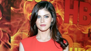 American Horror Story: Hotel's Alexandra Daddario on Filming Her Threesome, Meeting Zac Efron for Baywatch