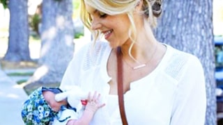Ali Fedotowsky Says First Month of Motherhood Has Been 'A Mix of Emotions': I Had 'Two Breakdowns'