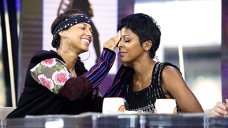 Alicia Keys Convinced Tamron Hall to Go Without Makeup During the 'Today' Show