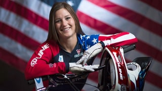 Olympic BMXer Alise Post: 25 Things You Don't Know About Me (I Love Watching Pimples Pop)