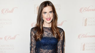Allison Williams Stuns in a Sultry Sheer Style: 'This Is About as Edgy as I Get'