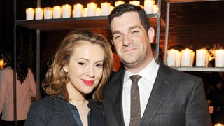 Alyssa Milano's Parents Move in Every Weekend to Look After Her Kids