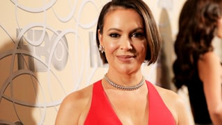Alyssa Milano Wants Her 'Me Too' Campaign to Elevate Harvey Weinstein Discussion