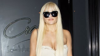 Amanda Bynes Turns Heads in Cleavage-Baring Knit Dress: See the Photo