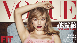 No White Wedding Dresses for Amanda Seyfried: 'I've Played a Bride a Billion Times!'
