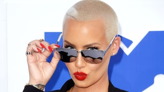 Amber Rose's Secret to Glowing Skin? Masturbation