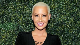 Amber Rose Explains Why She Defended Kim Kardashian's Nude Selfie: 'We Text Each Other All the Time'