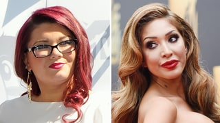 Amber Portwood Claps Back After Farrah Abraham Calls Her a 'Knockoff' Miss Piggy