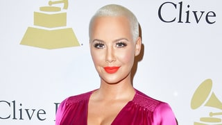 Amber Rose Clarifies Her Relationship With Ex Wiz Khalifa After Kissing Photo and Val Chmerkovskiy Split