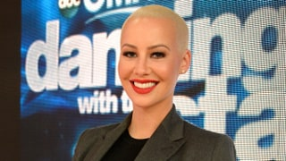 Amber Rose Kisses Val Chmerkovskiy, Calls Him 'My Love' in New Pic