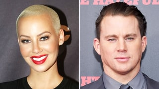 Amber Rose: 'No One Says S--t' About Channing Tatum Being a Stripper
