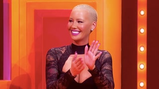 Amber Rose Lies About Her Age to RuPaul on 'Gay for Play': 'I Wasn't Born Yet in 1990'