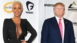 Amber Rose Talks Donald Trump Sexual Misconduct Allegations: 'Entitlement' Is 'All He Knows'