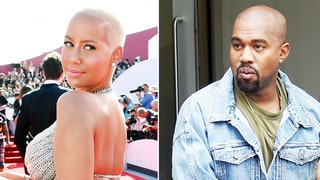 Amber Rose and Kanye West's Bootygate Feud Explained: 'Exes Can Be Mad'