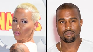 Amber Rose Rips 'F--king Clown' Kanye West for Going After Her Son, Sebastian, 2: Listen to Her Reaction