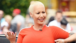 Amber Rose Just Had Her First Threesome and Hated It: 'It Was F--king Horrible'