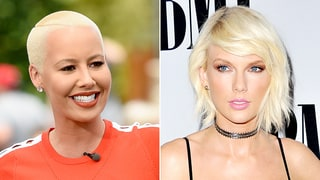 Amber Rose Supports Taylor Swift's Romance With Tom Hiddleston: She's Not Acting 'Slutty'
