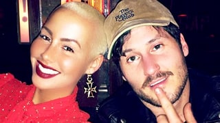 Val Chmerkovskiy Slams 'Ignorant and Vile' Online Trolls Who Criticized His Romance With Amber Rose
