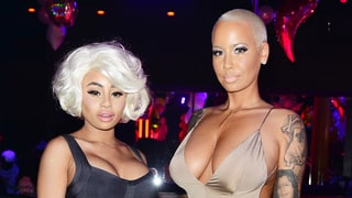 Amber Rose Praises Bestie Blac Chyna's Rob Kardashian Romance: She Cooks Him 'Healthy Meals'