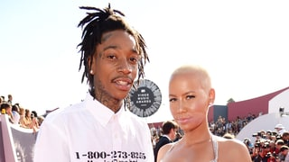 Amber Rose Says Ex Wiz Khalifa 'Slut-Shamed' Her After She Revealed She Had a Threesome
