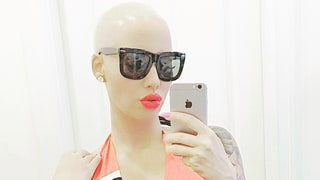Amber Rose Wears the Same Bikini Top as Blac Chyna: See the Photos!