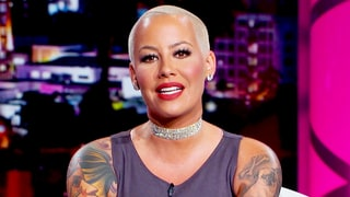Amber Rose: Wiz Khalifa Recently Put His 'Sperm' on My Face