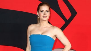 Amy Adams Stuns From Every Angle in This Red Carpet Dress: GIF