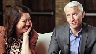 Anderson Cooper Admits: I'm 'the Definition of a Mama's Boy' — Watch!