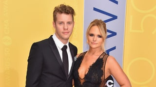 Miranda Lambert Looks Stunning on CMAs 2016 Red Carpet With Boyfriend Anderson East