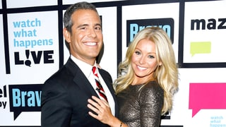 Andy Cohen: I Have Too Many Jobs to Cohost 'Live' With Kelly Ripa