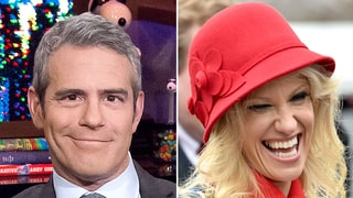 Andy Cohen Wants Kellyanne Conway for 'Real Housewives'