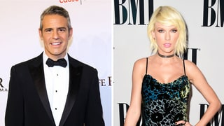Andy Cohen Says He Won't Avoid Taylor Swift After Awkward Met Gala Afterparty Encounter: I'm a Huge Fan
