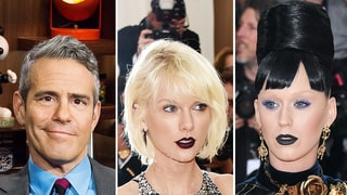 Andy Cohen: I Saw Taylor Swift Throw Shade at Katy Perry at the Met Gala 2016 Afterparty