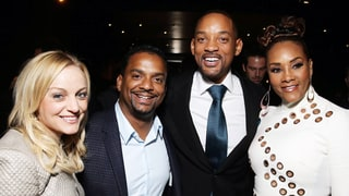 Will Smith Had Two Mini Reunions With Former Costars on One Night -- Details!